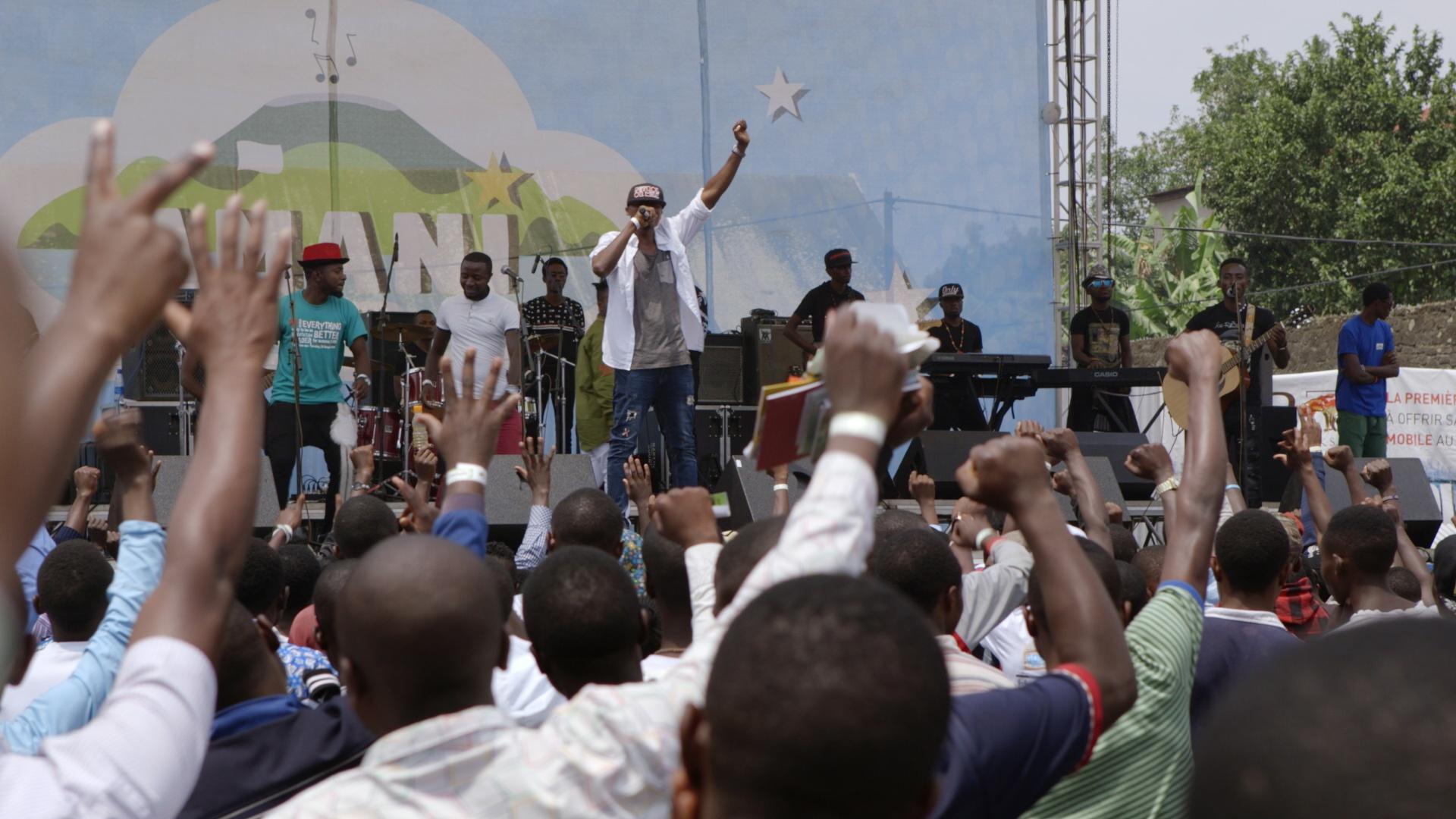 Congo Calling Dokumentarfilm