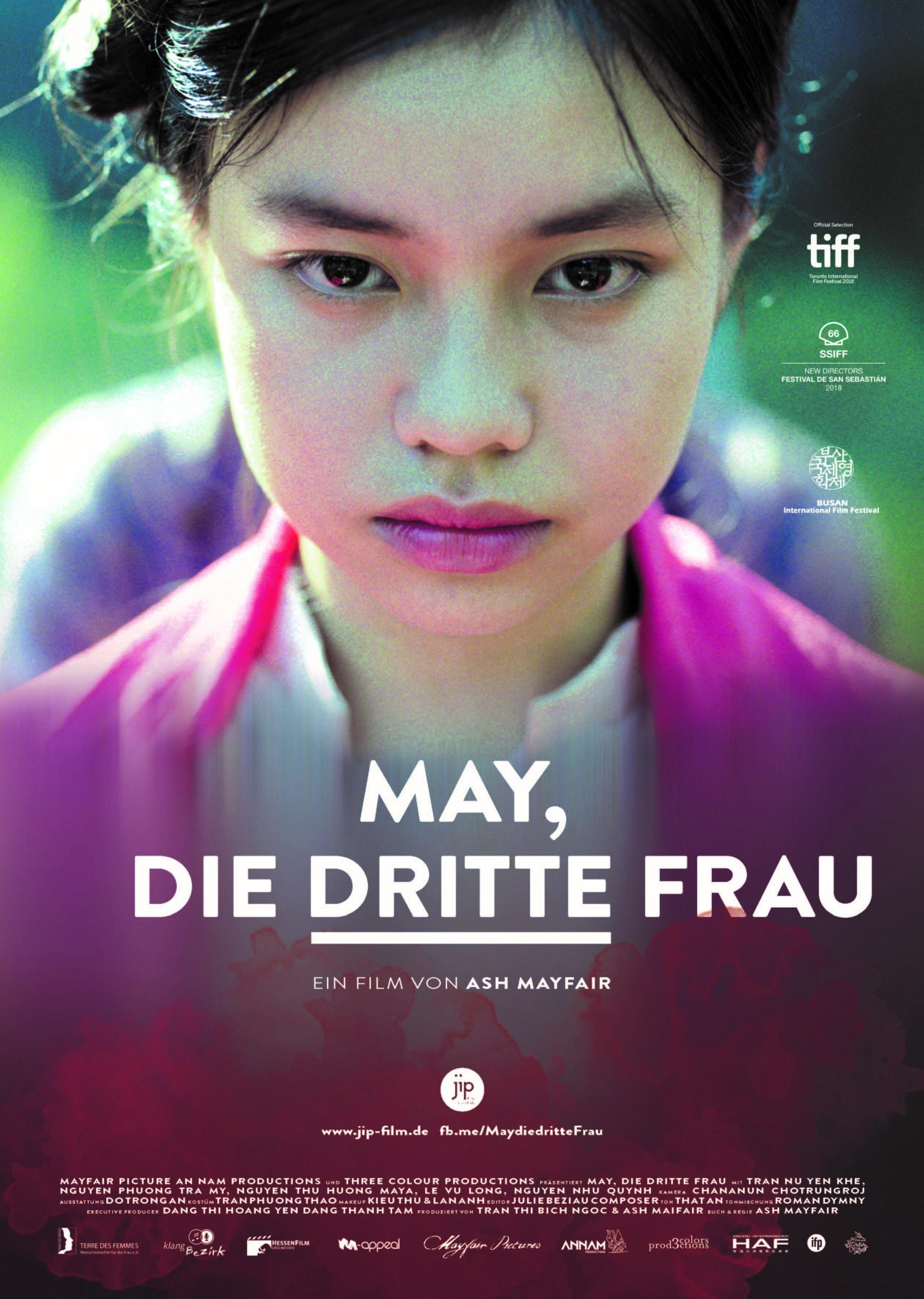 Plakat May, die dritte Frau